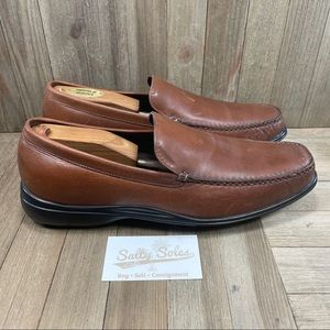 Cole Haan Nike Air Leather Loafers Mens Size 10